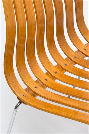 Scandia Rosewood Dining Chair, Norwegian. Designer: Hans Brattrud Stock Photo - Rights-Managed, Code: 845-06008196