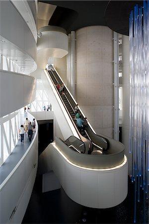 exhibition - Water Tower, Expo Zaragoza 2008, Zaragoza. Architect: Enrique de Teresa. Stock Photo - Rights-Managed, Code: 845-02727774
