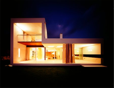 House in La Garriga. Architects: BAAS Stock Photo - Rights-Managed, Code: 845-03464624