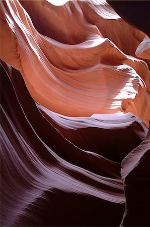 simsearch:845-03720933,k - Abstract detail, Antelope Canyon, near Page, Arizona Stock Photo - Rights-Managed, Code: 845-03463285