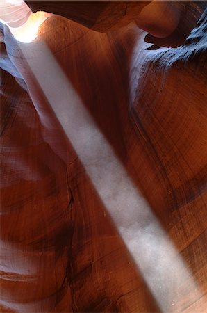 simsearch:845-03720933,k - Abstract detail with beam of light, Antelope Canyon, near Page, Arizona Stock Photo - Rights-Managed, Code: 845-03463282