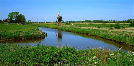 simsearch:845-03720933,k - Windmills in Dithmarschen. Stock Photo - Rights-Managed, Code: 845-03463309