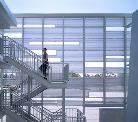 Step Up on 5th, Santa Monica, California. Architects: Pugh and Scarpa Stock Photo - Rights-Managed, Code: 845-03463707