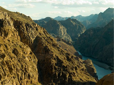 simsearch:845-03720933,k - Grand Canyon and Colarado river from the Hoover Dam Stock Photo - Rights-Managed, Code: 845-03463700