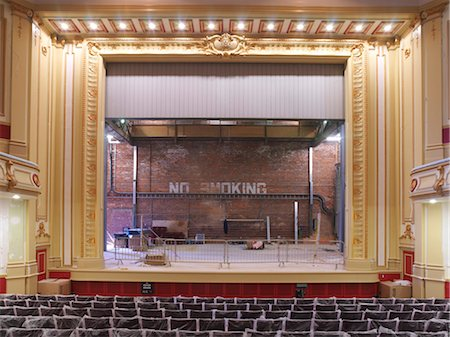 The Spa Theatre, Bridlington Stock Photo - Rights-Managed, Code: 845-03552988