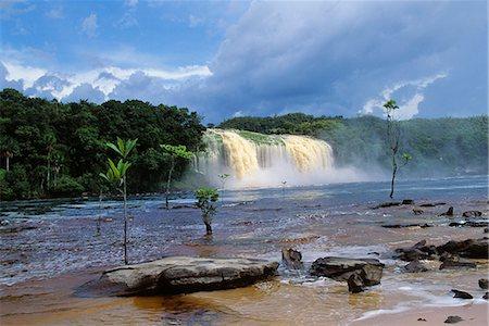 south - VENEZUELA CANAIMA GRAN SABANA Stock Photo - Rights-Managed, Code: 846-03165406