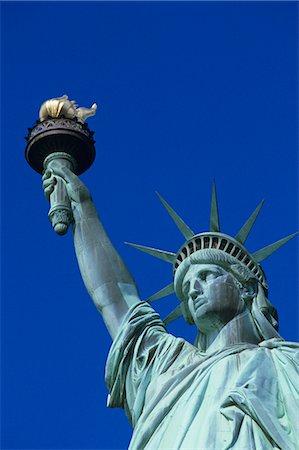 STATUE OF LIBERTY NEW YORK, NY Stock Photo - Rights-Managed, Code: 846-03165678