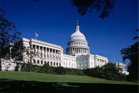 CAPITOL BUILDING WASHINGTON, DC Stock Photo - Rights-Managed, Code: 846-03165690