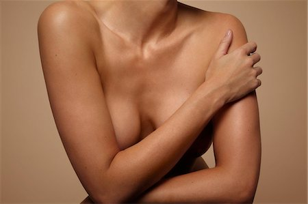 Close up of beautiful mature woman upper body Stock Photo - Rights-Managed, Code: 847-03862670
