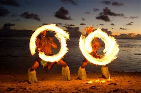 fire - Fire Dance, Viti Levu, Fiji, Melanesia, Oceania, Pacific Islands, Pacific Stock Photo - Rights-Managed, Code: 841-05784238
