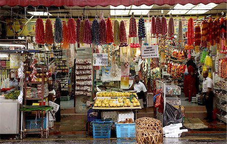 Shop in Little India, Singapore, Southeast Asia, Asia Stock Photo - Rights-Managed, Code: 841-05781154