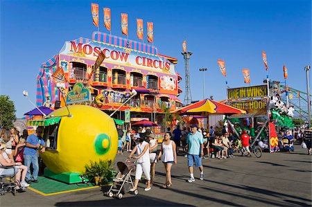 Orange County Fair, Costa Mesa, Orange County, California, United States of America, North America Stock Photo - Rights-Managed, Code: 841-05846291