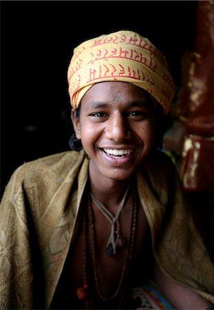 Brahmin boy, Kathmandu, Nepal, Asia Stock Photo - Rights-Managed, Code: 841-05846615