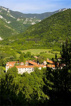 set - Bachkova Monastery, Rhodope Mountains, Bulgaria, Europe Stock Photo - Rights-Managed, Code: 841-05847113