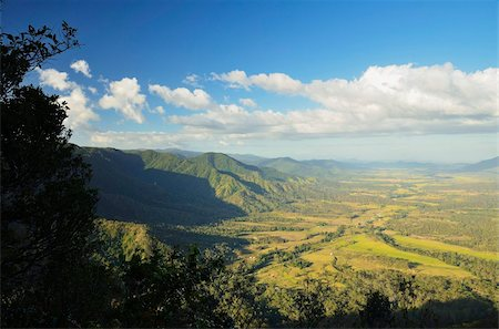 queensland - View of Finch Hatton and Pioneer Valley, Eungella, Queensland, Australia, Pacific Stock Photo - Rights-Managed, Code: 841-05960874