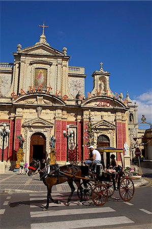 St. Paul's Church and Grotto, Rabat, Malta, Europe Stock Photo - Rights-Managed, Code: 841-06034501