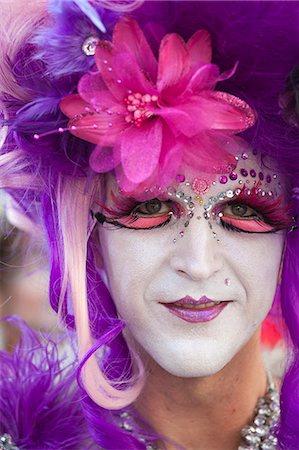 Lesbian Gay Bisexual Transgender Pride Parade, San Francisco, California, United States of America, North America Stock Photo - Rights-Managed, Code: 841-06031347