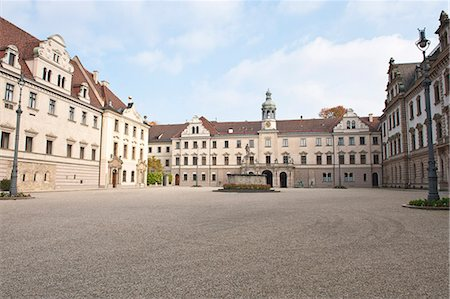 Thurn und Taxis Palace, Regensburg, UNESCO World Heritage Site, Bavaria, Germany, Europe Stock Photo - Rights-Managed, Code: 841-06031470