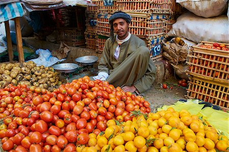 Market of Aswan, Egypt, North Africa, Africa Stock Photo - Rights-Managed, Code: 841-06032941