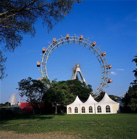 dpruter - Prater Ferris Wheel featured in film The Third Man, Vienna, Austria, Europe Stock Photo - Rights-Managed, Code: 841-06033228