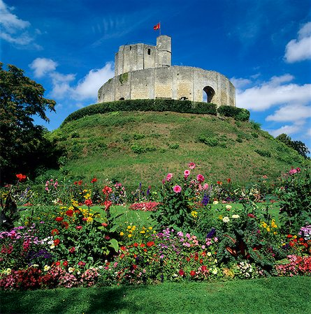 View of 11th century Norman castle, Chateau de Gisors, Gisors, Normandy, France, Europe Stock Photo - Rights-Managed, Code: 841-06033461