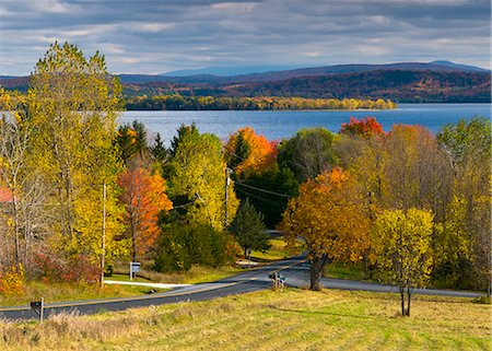 Grand Isle on Lake Champlain, Vermont, New England, United States of America, North America Stock Photo - Rights-Managed, Code: 841-06344264