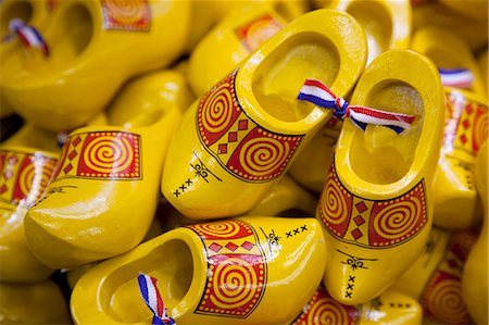 pair - Souvenir clogs, Amsterdam, Holland, Europe Stock Photo - Rights-Managed, Code: 841-06344803