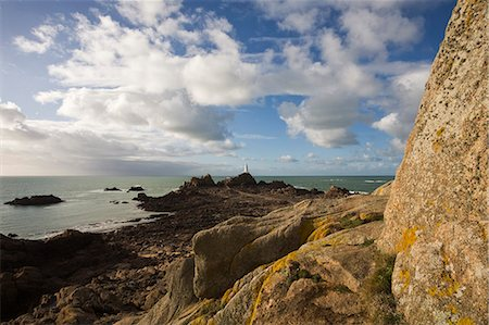 La Corbiere, St. Brelade, Jersey, Channel Islands, United Kingdom, Europe Stock Photo - Rights-Managed, Code: 841-06341982