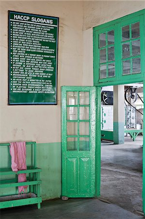 Glenburn Tea Factory, near Darjeeling, West Bengal, India, Asia Stock Photo - Rights-Managed, Code: 841-06445613
