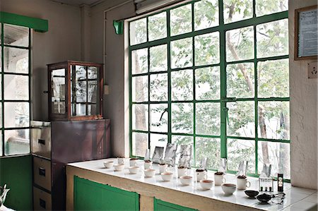 Glenburn Tea Factory, near Darjeeling, West Bengal, India, Asia Stock Photo - Rights-Managed, Code: 841-06445624