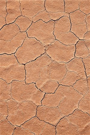 Cracked red rock soil, Grand Staircase-Escalante National Monument, Utah, United States of America, North America Stock Photo - Rights-Managed, Code: 841-06446799
