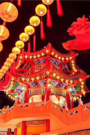 Thean Hou Chinese Temple, Kuala Lumpur, Malaysia, Southeast Asia, Asia Stock Photo - Rights-Managed, Code: 841-06447206