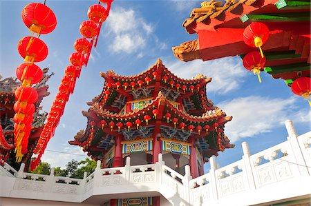 Thean Hou Chinese Temple, Kuala Lumpur, Malaysia, Southeast Asia, Asia Stock Photo - Rights-Managed, Code: 841-06447208