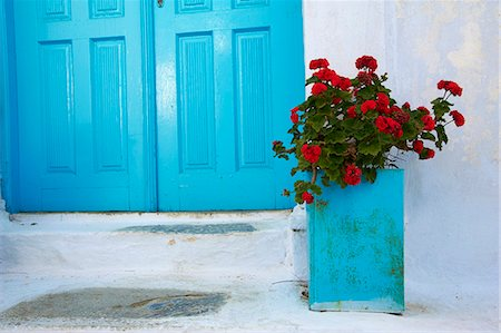 Chora, Amorgos, Cyclades, Aegean, Greek Islands, Greece, Europe Stock Photo - Rights-Managed, Code: 841-06448590