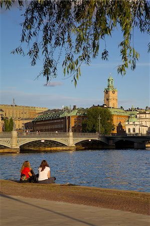 stockholm - Gamla Stan, Stockholm, Sweden, Scandinavia, Europe Stock Photo - Rights-Managed, Code: 841-06448920