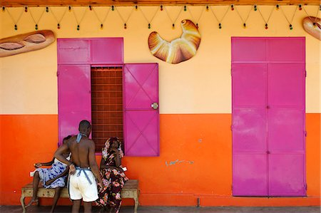 Antsiranana (Diego Suarez), capital of Diana Region, Madagascar, Africa Stock Photo - Rights-Managed, Code: 841-06500305