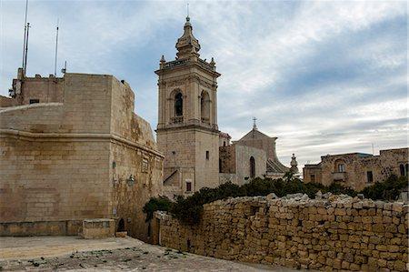Basilica San Gorg, Gozo, Malta, Europe Stock Photo - Rights-Managed, Code: 841-06502513