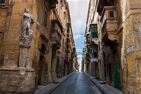 Valetta, UNESCO World Heritage Site, Malta, Europe Stock Photo - Rights-Managed, Code: 841-06502544