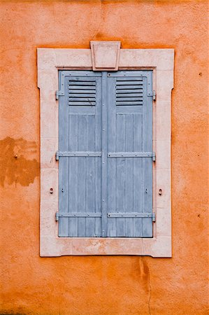 french (places and things) - Typical French shutters in the old town of Le Mans, Sarthe, Pays de la Loire, France, Europe Stock Photo - Rights-Managed, Code: 841-07084188