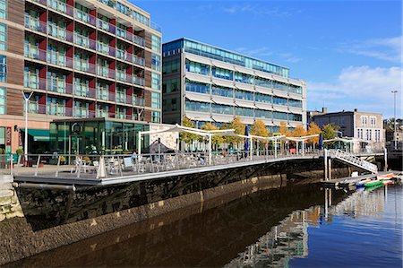 Clarion Hotel on Lapp's Quay, Cork City, County Cork, Munster, Republic of Ireland, Europe Stock Photo - Rights-Managed, Code: 841-07082534
