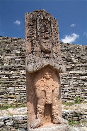 Tonina Archaeological Zone, Chiapas, Mexico, North America Stock Photo - Rights-Managed, Code: 841-07083011
