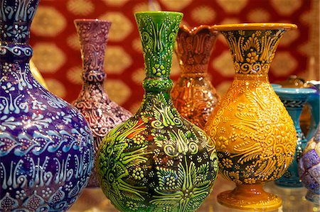 Souvenirs, Central Market, Abu Dhabi, United Arab Emirates, Middle East Stock Photo - Rights-Managed, Code: 841-07083946