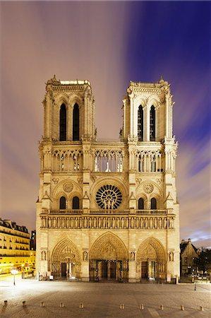 Notre Dame, Paris, Ile de France, France, Europe Stock Photo - Rights-Managed, Code: 841-07204449