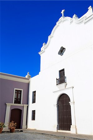 San Jose Church in Old San Juan, Puerto Rico, West Indies, Caribbean, Central America Stock Photo - Rights-Managed, Code: 841-07205623