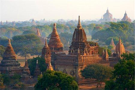 Bagan (Pagan), Myanmar (Burma), Asia Stock Photo - Rights-Managed, Code: 841-07206214
