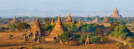 Bagan (Pagan), Myanmar (Burma), Asia Stock Photo - Rights-Managed, Code: 841-07206257