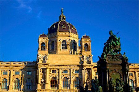 Museum of Art History, Vienna, Austria, Europe Stock Photo - Rights-Managed, Code: 841-07457104