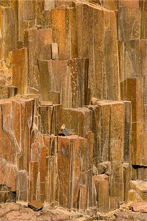A geological formation of dolomite located near Twyfelfontein, Namibia, Africa Stock Photo - Rights-Managed, Code: 841-07457842