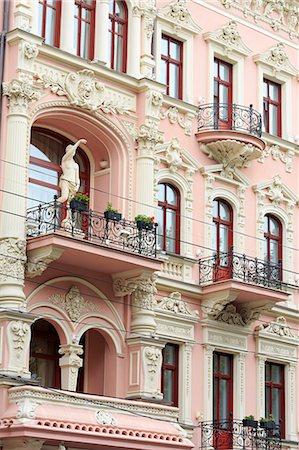 Historic Bristol Hotel, Odessa, Crimea, Ukraine, Europe Stock Photo - Rights-Managed, Code: 841-07600246