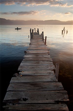Lago Atitlan, Guatemala, Central America Stock Photo - Rights-Managed, Code: 841-07913833